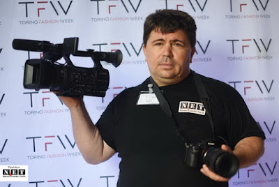 Torino Fashion Week 2017 kaushka photography cameraman