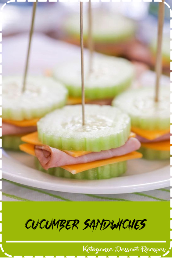 Dainty and easy-to-make cucumber sandwiches with chive butter. Get step-by-step directions on how to make this simple yet delicious savory. It's perfect for tea time!