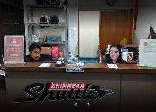 Bhinneka Shuttle Karawang