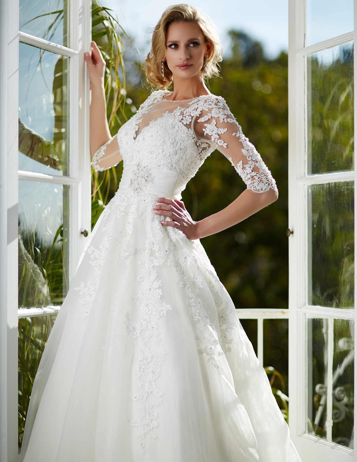 Wedding Dresses For Mature Brides - Mother Distracted