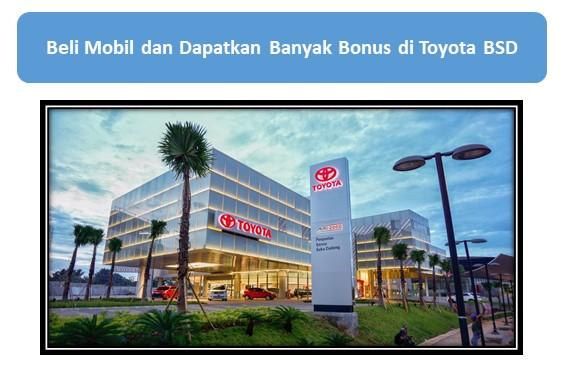 Beli Mobil di Toyota BSD