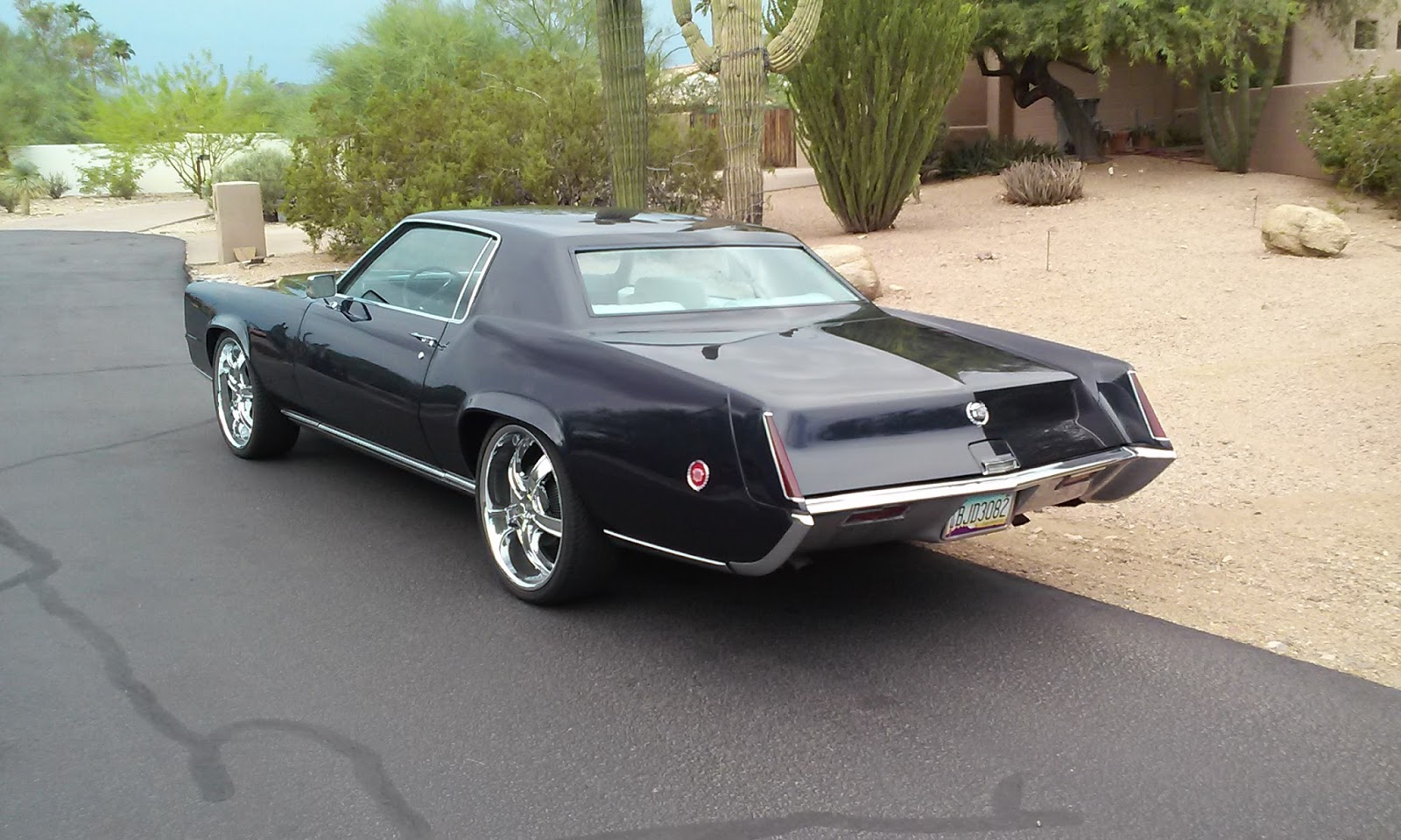1970 cadillac eldorado classic cars for sale from the crawdaddy. Black Bedroom Furniture Sets. Home Design Ideas