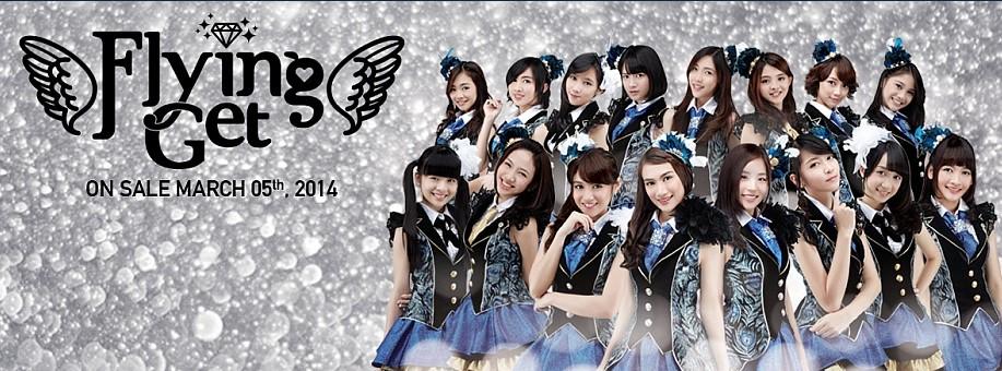 Download 5th Single JKT48 Flying Get