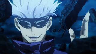 Hellominju.com : 呪術廻戦 アニメ 五条悟 『CV: 中村悠一』   Jujutsu Kaisen   Gojō Satoru   Hello Anime !