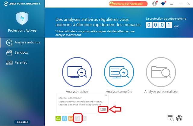 Скачайте бесплатно 360 Total Security 2019 на русском языке последнюю версию - бесплатный  антивирус для вашего компьютера.Наш сайт отслеживает все обновления программ для того, чтобы у Вас была последняя версия бесплатного  антивируса 360 Тотал Секьюрити.