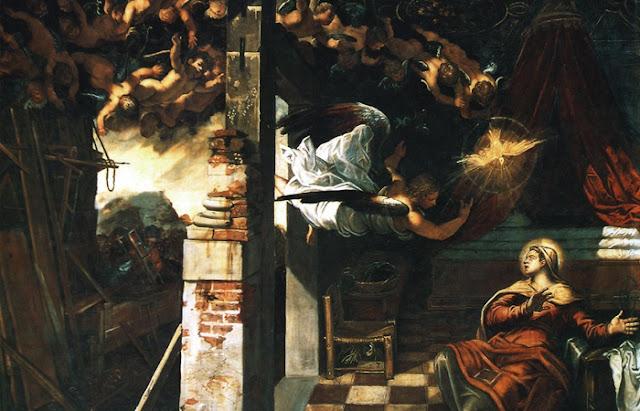"""Aviso"". Jacopo Tintoretto. 1576-1581 / Foto: smallbay.ru"