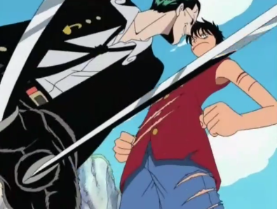 One Piece Episódio 17