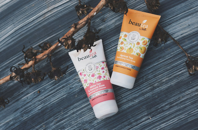 Beautea By Safi Cleanser Dengan 100%  Ekstrak Tea Premium