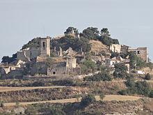 Pueblo de Montlleó