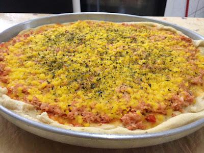 pizza-vegana-de-calabresa