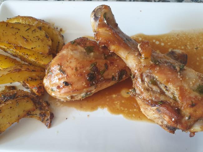 Pollo Picante De Asma Khan