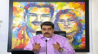 Maduro insta al Rey Felipe VI a hacer una rectificación histórica