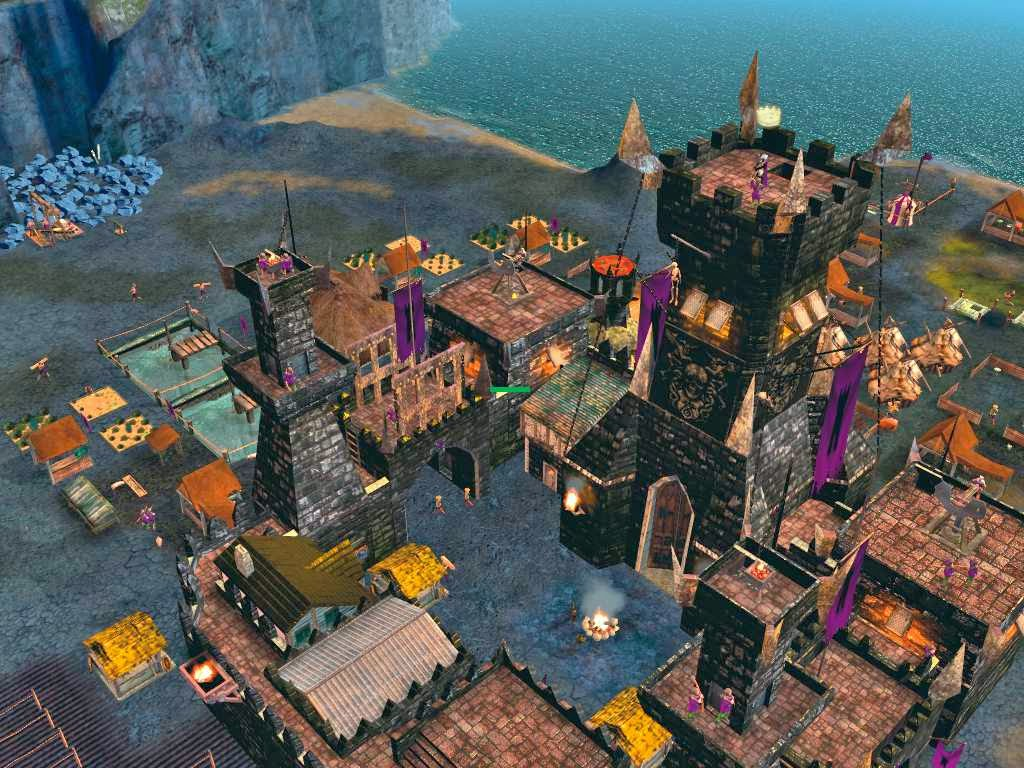 Stronghold Legends (free version) download for PC