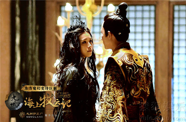 Janice Man in Tribes and Empires: Storm of Prophecy