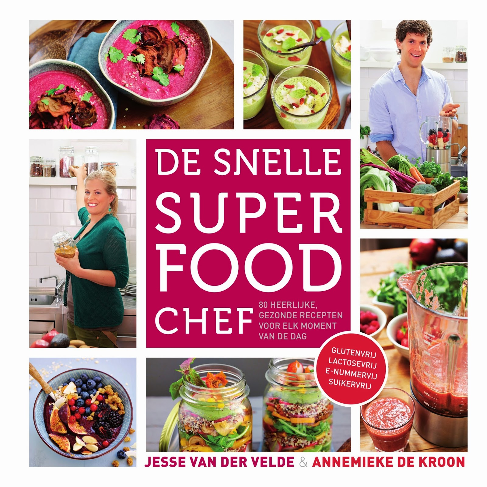 Snelle Superfood Chef