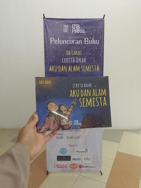launching buku cerita anak aku dan alam semesta