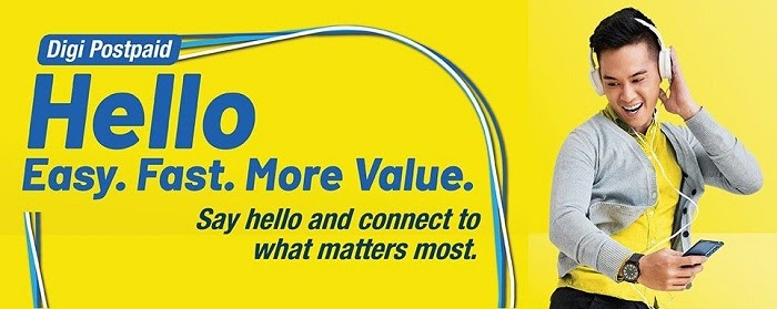 Digi New Postpaid Plans From As Low As RM40