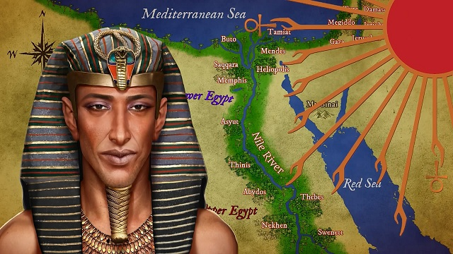 Ancient Egypt Monotheism