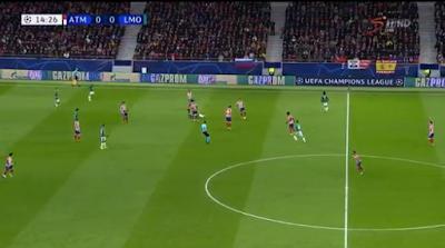 اهداف مباراة اتلتيكو مدريد ولوكوموتيف