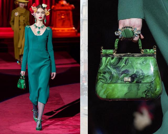 Dolce & Gabbana осень-зима 2019/2020 7