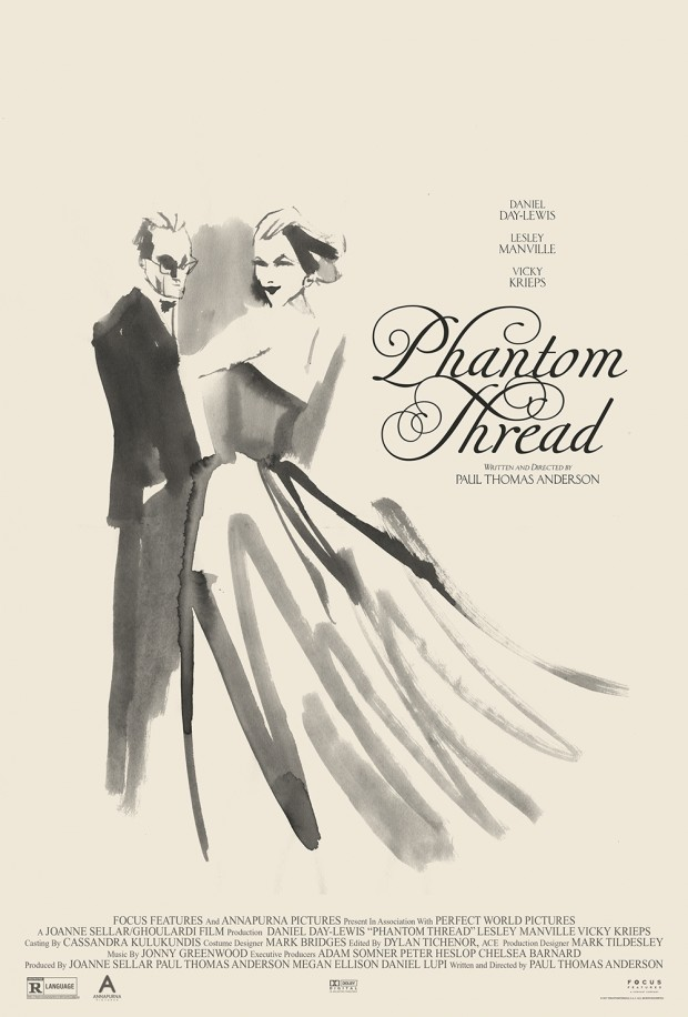 One Day At A Time Phantom Thread A Review