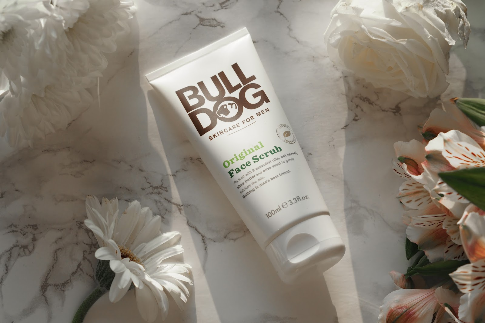BULLDOG ORIGINAL FACE SCRUB REVIEW