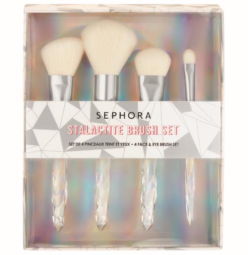 Sephora Stalactite Brush Set