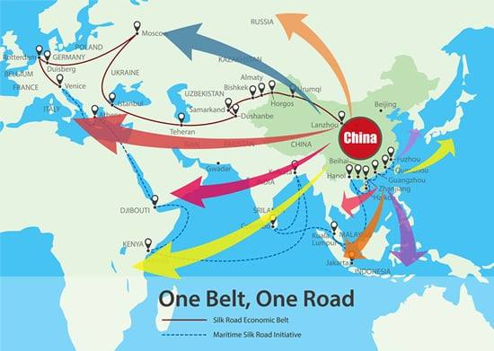 5 quốc gia đã rơi vào bẫy nợ của Trung Quốc ảnh 5
