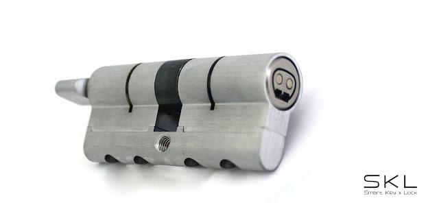 Cerradura electrónica para seguridad en joyerías y negocios