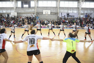 Unión Eléctrica campeón handball argentina