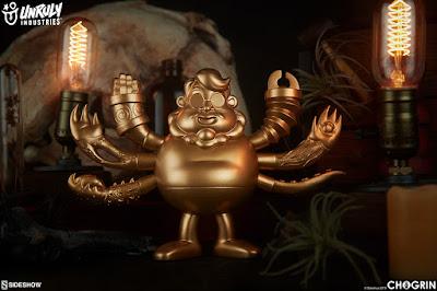 Guru del Toro Vinyl Figure by Chogrin x Unruly Industries