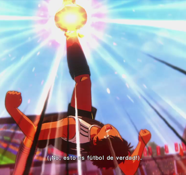 Analisis de Captain Tsubasa: Rise of New Champions para PS4 - Mark Lenders