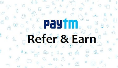 Paytm Refer Earn