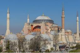 3 tempat bersejarah umat Islam di Turki yang sangat terkenal