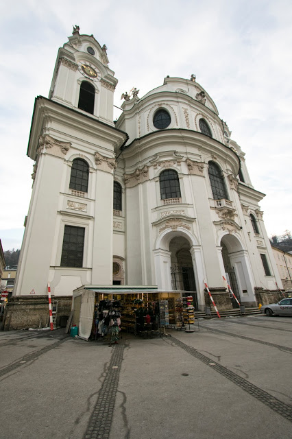Kollegienkirche (Chiesa dell'Università)-Salisburgo