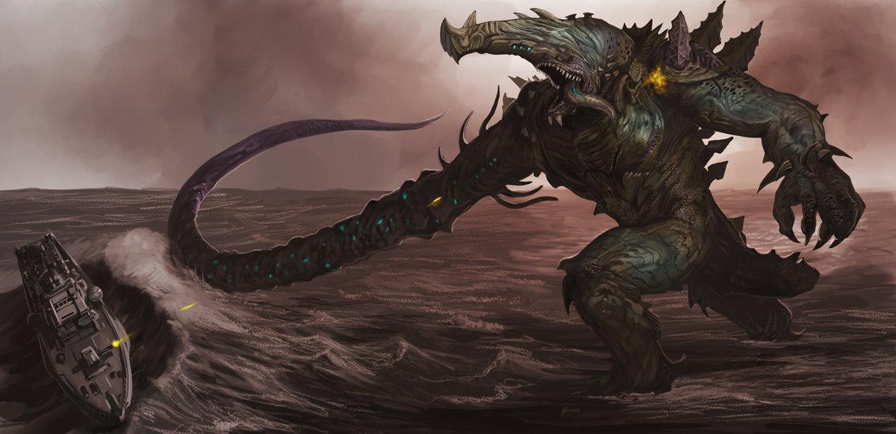 Kaiju Battle: SATURDAY SHOWCASE : Cool Pacific Rim ... Pacific Rim Kaiju Category 100