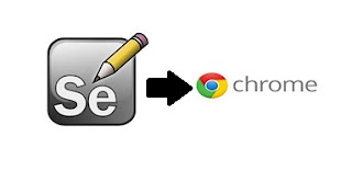 how to open chrome in selenium