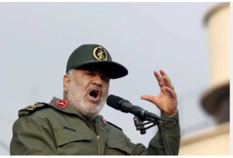"""Iran Guards have promised that Soleimani's revenge will only target """"those involved"""""""