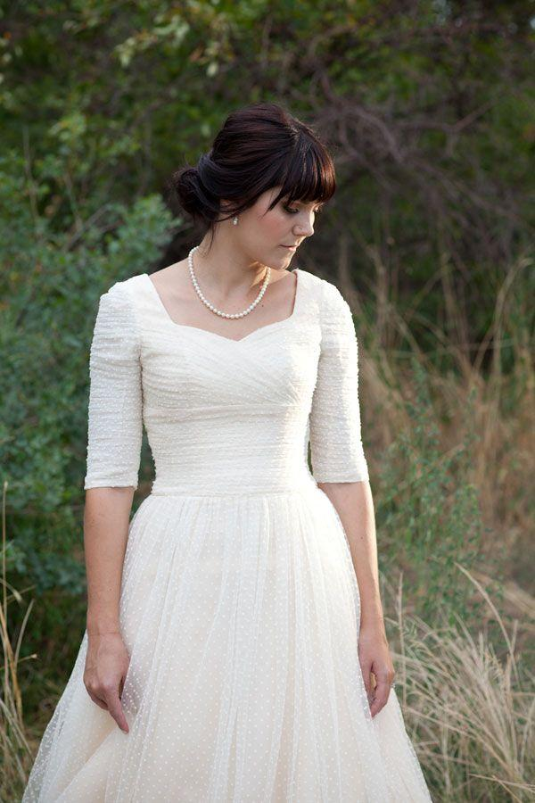 Decent Modest Appearance | bridal trend