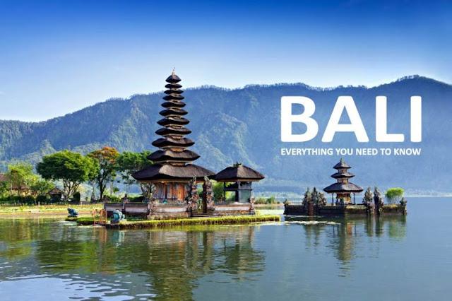 Wisata ke Bali