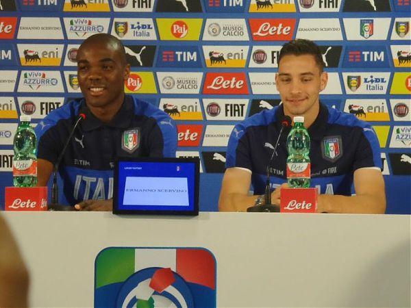 """Calcio. Ogbonna e De Sciglio: """"La forza della nostra Nazionale è il gruppo"""""""
