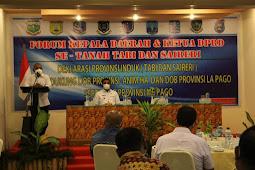 Deklarasi Provinsi Induk Papua, Forum Kepala Daerah Seluruh Tabi dan Saereri Gelar Pertemuan