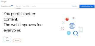 Question Hub Google, Tempat Menemukan Ide Menulis Blog