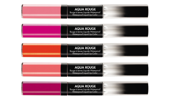 Nouveautés Make Up For Ever : Collection Aqua 2013 - Aqua Rouge