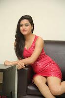 Shipra Gaur in Pink Short Micro Mini Tight Dress ~  Exclusive 029.JPG