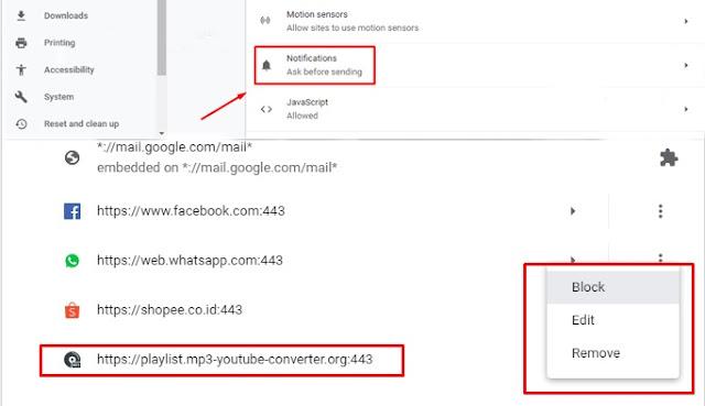 Cara Menghilangkan Iklan di Google Chrome4
