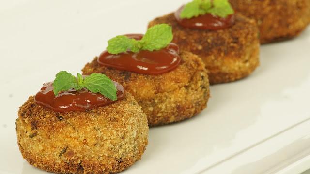 Chicken-Cutlets