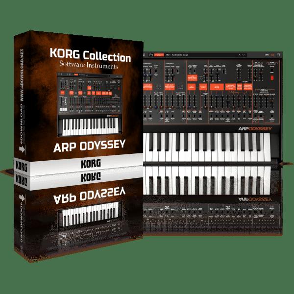 KORG ARP ODYSSEY v1.1.2 Full version