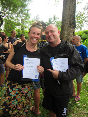 Testimonial by Ilse of the November 2016 PADI IDC on Phuket, Thailand