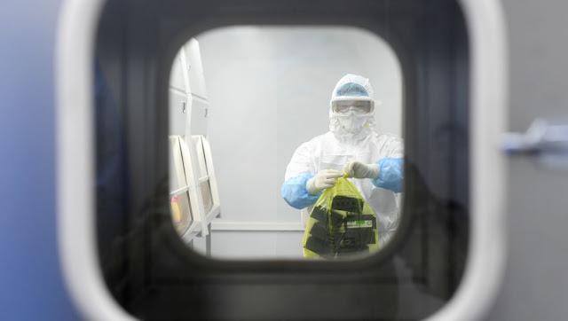"""صحيفة """"فايف آيز"""" السرية تنشر إدعاءات الخطيرة ضد الصين بشأن فيروس كورونا"""